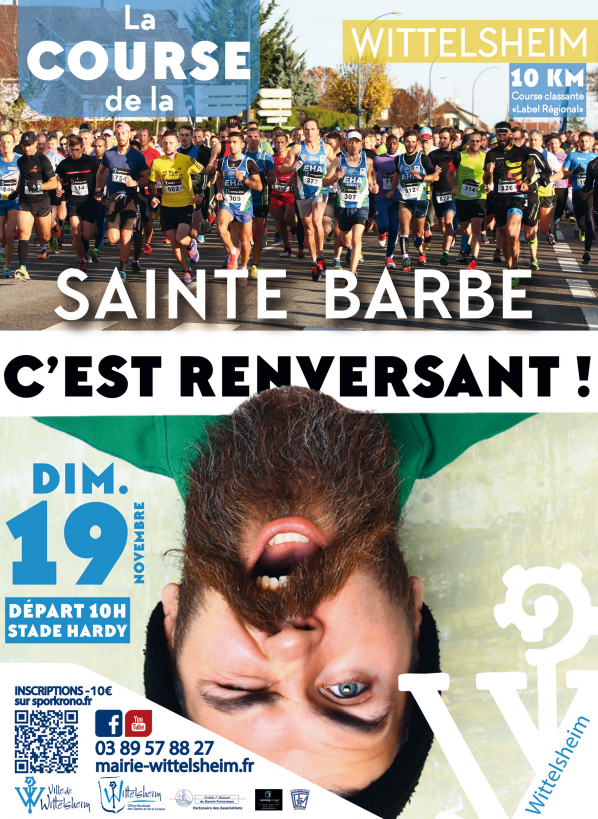course sainte barbe wittelsheim