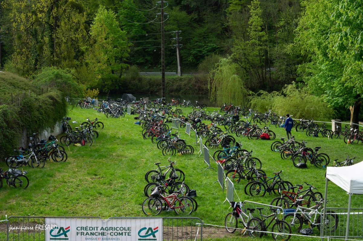 raid du l eau Mont parc transition